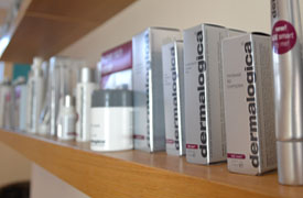 beauty salon salisbury dermalogica